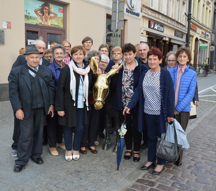 Ilustracja do informacji: Z wizytą w Toruniu
