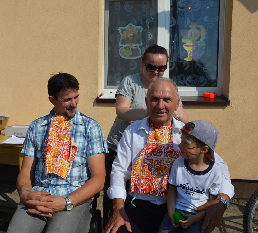 Ilustracja do informacji: Piknik Seniora w Złotowie