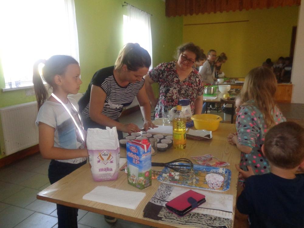 Ilustracja do informacji: Konkurs kulinarny w Targowisku