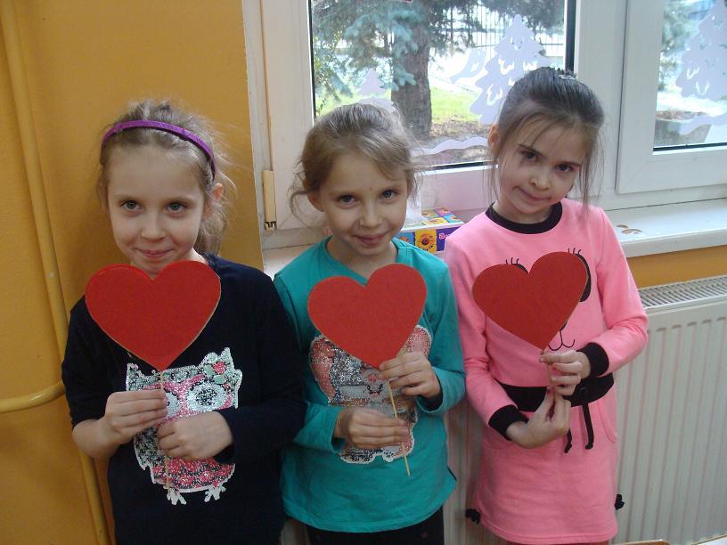 Ilustracja do informacji: Walentynki w Sampławie
